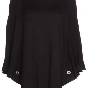 Freequent Claudisse Cape Roll Pooloponcho