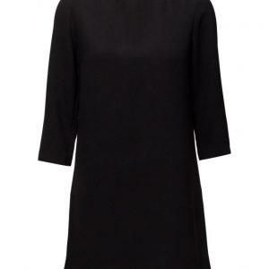 French Connection Arrow Crepe Ls Pom Pom Tunic Dress mekko