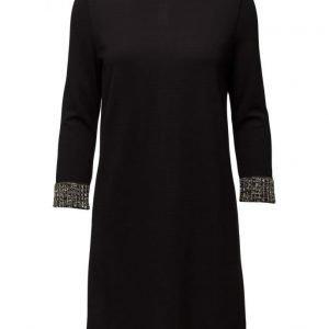 French Connection Crystal Shot Ls Tunic Dress mekko