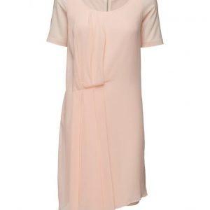 French Connection Florrie Drape Ss Roundneck Dress mekko