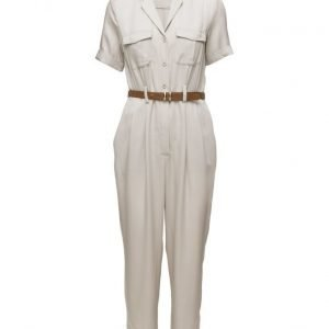 French Connection Kruger Tencel Ls Jumpsuit haalari