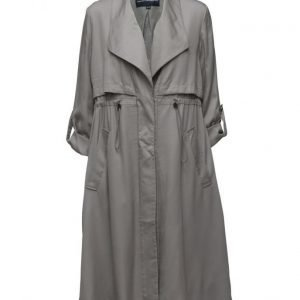 French Connection Kruger Tencel Oversized Coat kevyt päällystakki