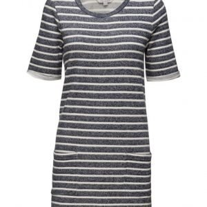 French Connection Normandy Stripe Ss Tee Dress lyhyt mekko