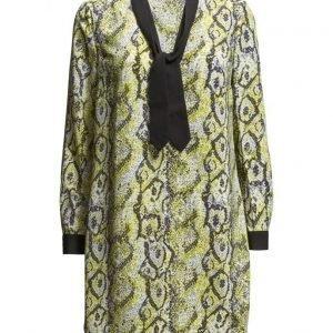 French Connection Soho Boa Drape Ls Tienk Dress mekko
