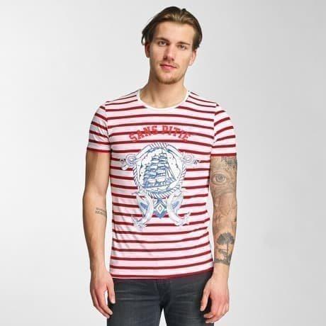 French Kick T-paita Punainen