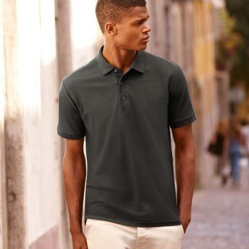Fruit of the Loom Heavy Polo