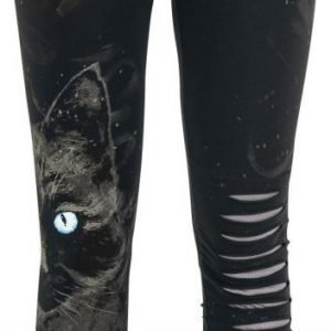Full Volume By Emp Cat Cut Out Leggings Legginsit
