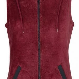 Full Volume By Emp Cuddle Fleece Vest Naisten Liivi