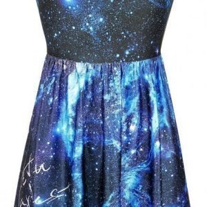 Full Volume By Emp Galaxy Dress Mekko