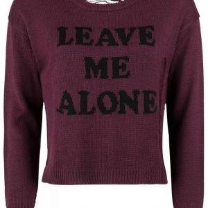 Full Volume By Emp Oversized Crop Sweater Naisten Svetari