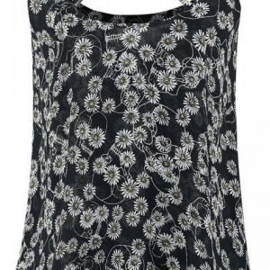 Full Volume By Emp Strappy Double Layer Tank Naisten Toppi