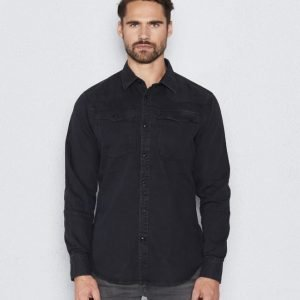G-Star 3301 Shirt Black