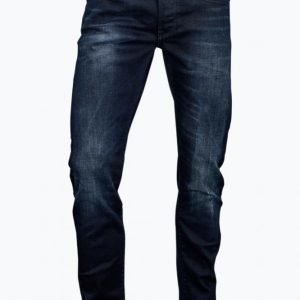 G Star 3301 Siro Black Stretchfarkut Slim Fit