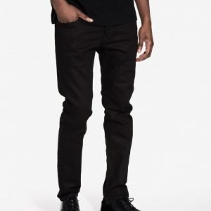 G-Star 3301 Slim Black edington Farkut Raw denim