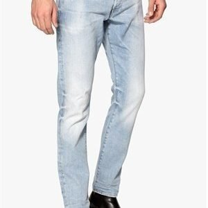G-Star 3301 Tapered Jeans Light Denim