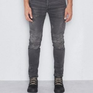 G-Star 5620 3D Slim Ding Grey Stretch