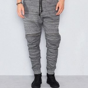 G-Star 5620 Zip Sweatpant grey