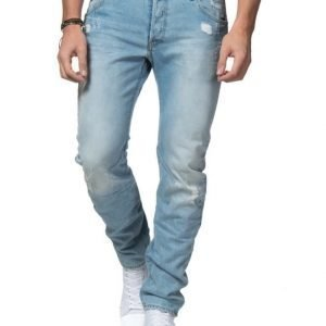 G-Star Arc 3 D Slim Wisk Denim Destroyed