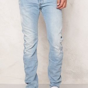 G-Star Arc 3D Slim Jeans lt Aged Destroy
