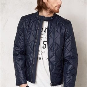 G-Star Attacc quilted jkt Saru blue