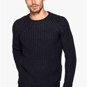 G-Star Ave Knit 4213 Mazarine Blue
