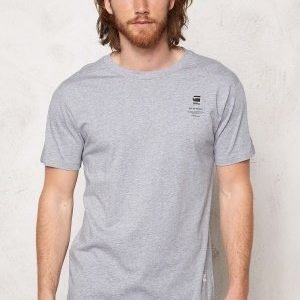 G-Star Brandan s/s T-shirt 906 Grey