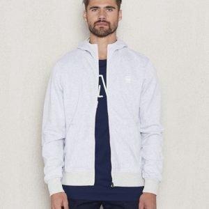 G-Star Core Zip Hood Cool Grey