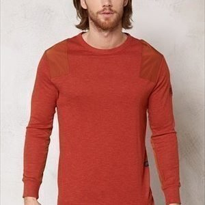 G-Star Krozan r sw l/s Antic red