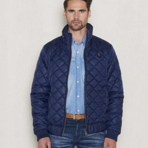G-Star Meefic Quilted Jacket Blue
