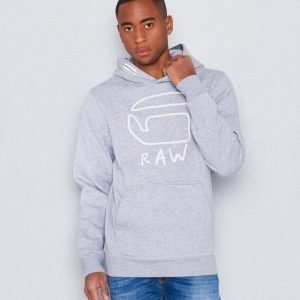 G-Star Okisi Hooded Sweat grey
