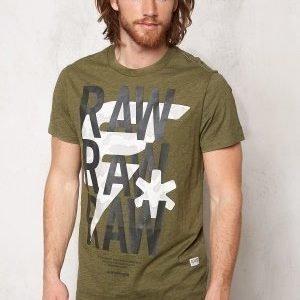 G-Star Ozep s/s T-shirt 724 Sage