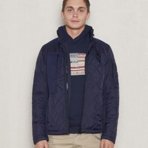 G-Star Powel Quilted Jacket Navy