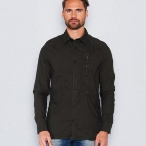 G-Star Powell Shirt Asfalt
