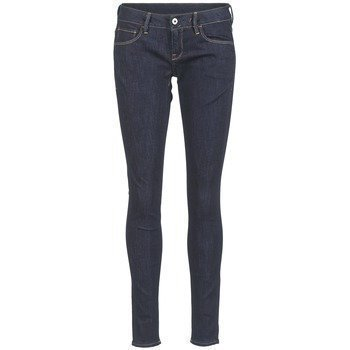 G-Star Raw 3301 DECONST LOW SUPER SKINNY WMN slim farkut