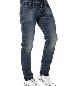 G-Star Raw 3301 Slim Blue Delm