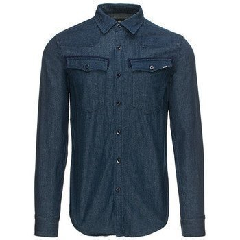 G-Star Raw 3301 kauluspaita pitkähihainen paitapusero