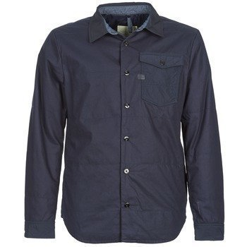 G-Star Raw A CROTCH INDIGO OVERSHIRT L/S pusakka