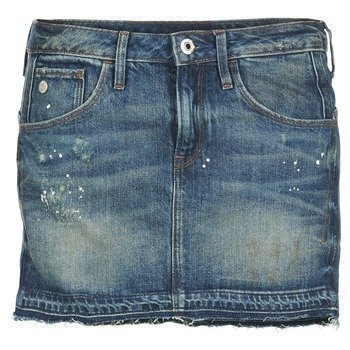 G-Star Raw ARC RIPPED SKIRT lyhyt hame