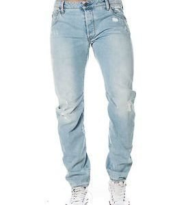G-Star Raw Arc 3D Slim Light Aged Destroy