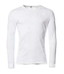 G-Star Raw Base Longsleeve White