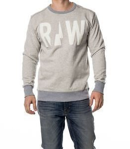 G-Star Raw Grount Sweat Grey