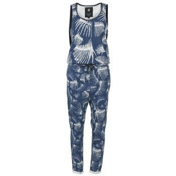 G-Star Raw LYKER STRIPE SUIT jumpsuit