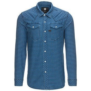 G-Star Raw Tacoma kauluspaita pitkähihainen paitapusero