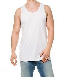 G-Star Raw Tezmed Long Tank Top White