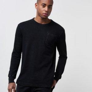 G-Star Refft Pocket L/S Black