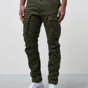 G-Star Rovic Zip 3D Tapered Green