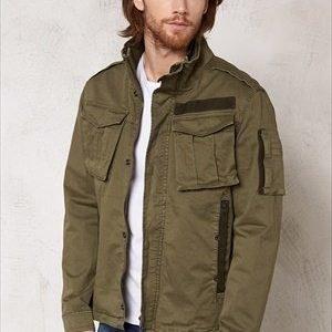 G-Star Rovic overshirt l/s Rustic green