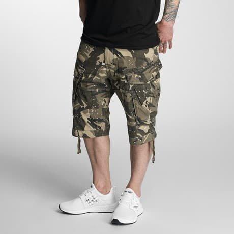 G-Star Shortsit Camouflage