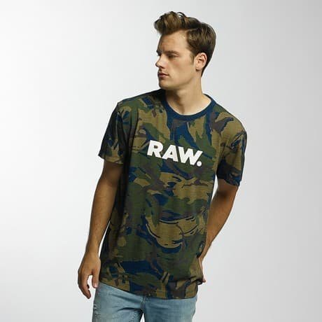 G-Star T-paita Camouflage