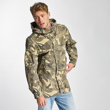 G-Star Välikausitakki Camouflage